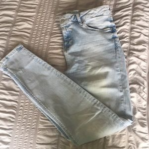 Topshop Denim Jamie Jeans